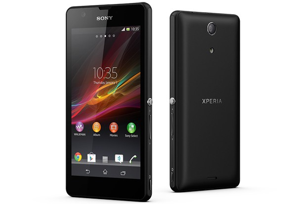 ask for sony xperia z water resistant depth was